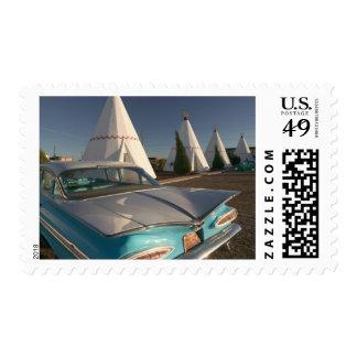 NA, USA, Arizona, Holbrook Route 66, Wigwam 2 Postage Stamp
