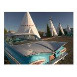 NA, USA, Arizona, Holbrook Route 66, Wigwam 2 Postcards
