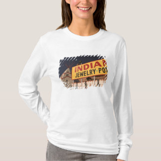 NA, USA, Arizona, Lupton Yellowhorse Indian T-Shirt