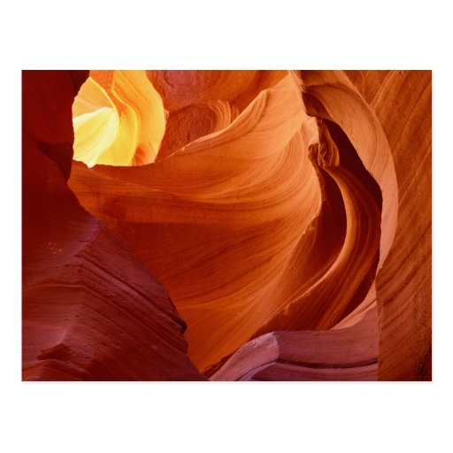 NA, USA, Arizona, Paria canyon. Sandstone 2 Postcard