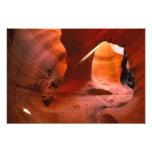 NA, USA, Arizona, Paria Canyon. Sandstone Photo Print