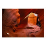 NA, USA, Arizona, Paria Canyon. Sandstone Poster