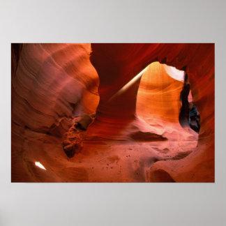NA, USA, Arizona, Paria Canyon. Sandstone Posters