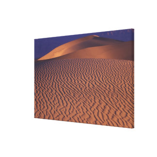 NA, USA, California. Death Valley National Gallery Wrapped Canvas
