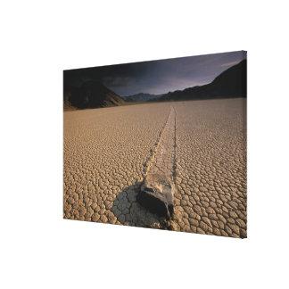 NA, USA, California, Death Valley National Canvas Print