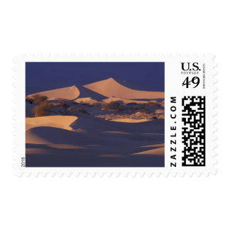 NA, USA, California. Death Valley National Park. 2 Postage