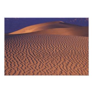 NA, USA, California. Death Valley National Photo Art