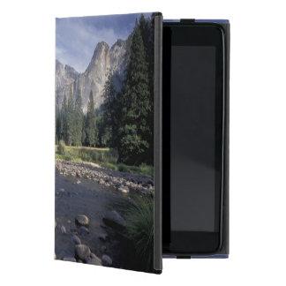 NA, USA, California, Yosemite NP, Valley view Cover For iPad Mini