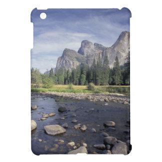 NA, USA, California, Yosemite NP, Valley view iPad Mini Cover