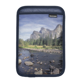 NA, USA, California, Yosemite NP, Valley view Sleeve For iPad Mini
