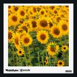 """Na, USA, Colorado, Sunflowers Wall Sticker<br><div class=""""desc"""">Na,  USA,  Colorado,  Sunflowers   Terry Eggers / DanitaDelimont.com</div>"""