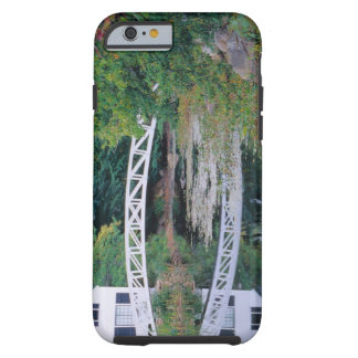 NA, USA, Maine.  Bridge over pond in Somesville. Tough iPhone 6 Case