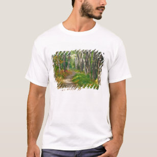 NA, USA, Maine.  Jessup trail in Acadia National T-Shirt
