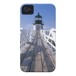 NA, USA, Maine, Port Clyde.  Marshall Point 2 iPhone 4 Case-Mate Case