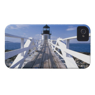 NA, USA, Maine, Port Clyde.  Marshall Point 2 iPhone 4 Cover