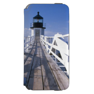 NA, USA, Maine, Port Clyde.  Marshall Point 2 iPhone 6/6s Wallet Case