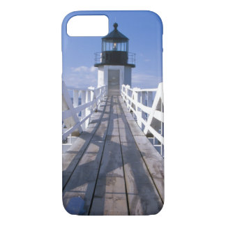 NA, USA, Maine, Port Clyde.  Marshall Point 2 iPhone 8/7 Case