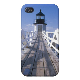 NA, USA, Maine, Port Clyde.  Marshall Point 2 iPhone 4 Covers