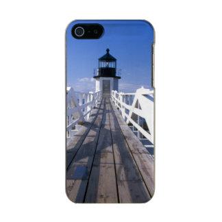 NA, USA, Maine, Port Clyde.  Marshall Point 2 Incipio Feather® Shine iPhone 5 Case