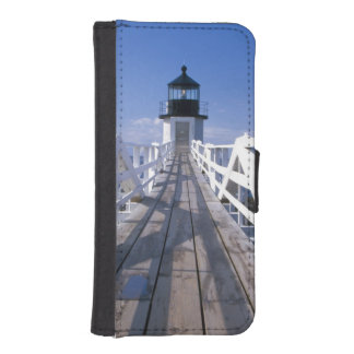 NA, USA, Maine, Port Clyde.  Marshall Point 2 iPhone SE/5/5s Wallet