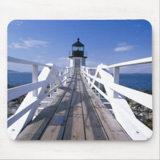 NA, USA, Maine, Port Clyde.  Marshall Point 2 Mouse Pad