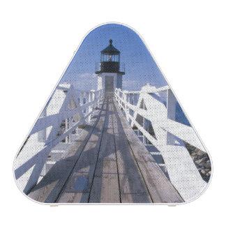 NA, USA, Maine, Port Clyde.  Marshall Point 2 Bluetooth Speaker