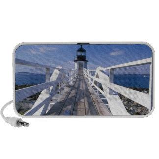 NA, USA, Maine, Port Clyde.  Marshall Point 2 Speaker