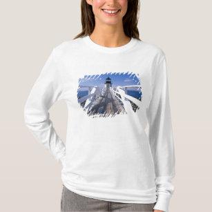 NA, USA, Maine, Port Clyde.  Marshall Point 2 T-Shirt