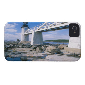 NA, USA, Maine, Port Clyde.  Marshall Point iPhone 4 Case-Mate Case