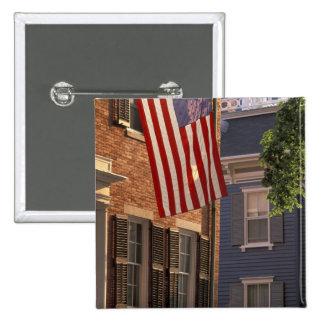 NA, USA, Massachusetts, Nantucket Island, 2 Pinback Button