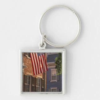 NA, USA, Massachusetts, Nantucket Island, 2 Keychain