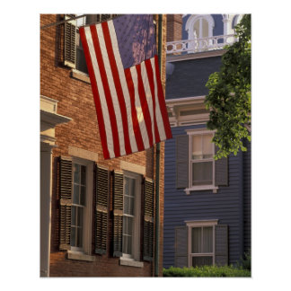 NA, USA, Massachusetts, Nantucket Island, 2 Posters