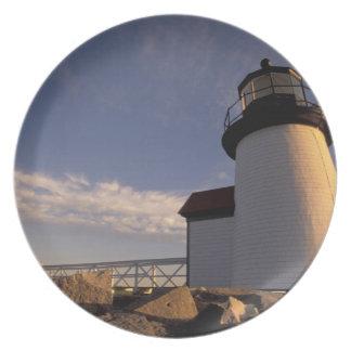 NA, USA, Massachusetts, Nantucket Island, 3 Plate