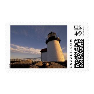 NA, USA, Massachusetts, Nantucket Island, 3 Stamps