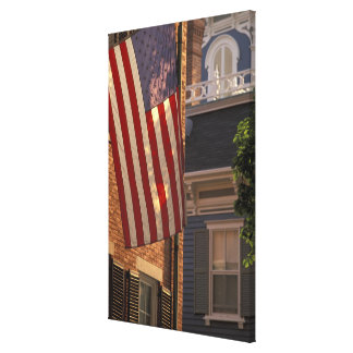 NA, USA, Massachusetts, Nantucket Island, Stretched Canvas Print