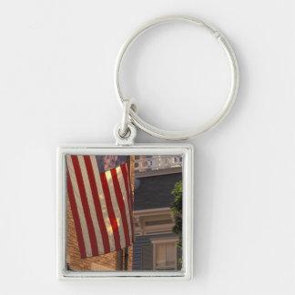 NA, USA, Massachusetts, Nantucket Island, Keychain
