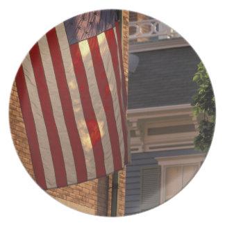 NA, USA, Massachusetts, Nantucket Island, Plate