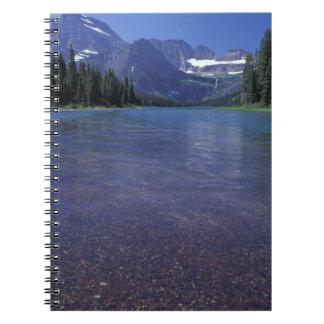 NA, USA, Montana, Glacier National PArk. Notebook
