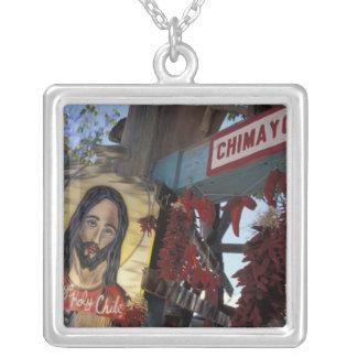 NA, USA, New Mexico, Santa Fe. Custom Necklace