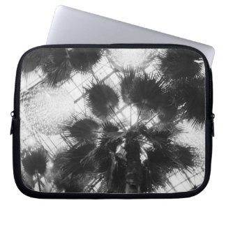 NA, USA, New York, New York City. Palm trees in Laptop Sleeve