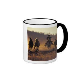 NA USA Oregon Seneca Ponderosa Ranch Cowboy 2 Mug