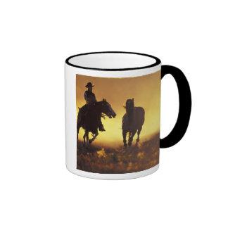 NA USA Oregon Seneca Ponderosa Ranch Cowboy 3 Coffee Mug