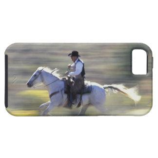 NA, USA, Oregon, Seneca, Ponderosa Ranch, Cowboy iPhone 5 Cases