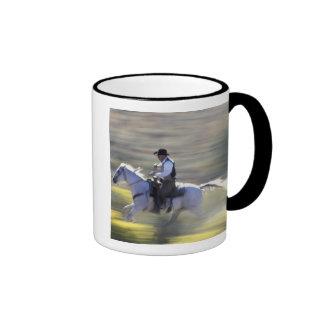 NA USA Oregon Seneca Ponderosa Ranch Cowboy Mug