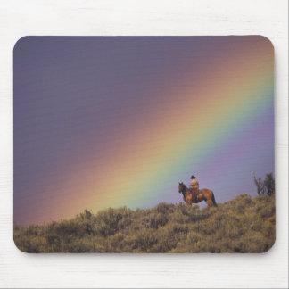 NA, USA, Oregon, Seneca, Ponderosa Ranch, Mouse Pad