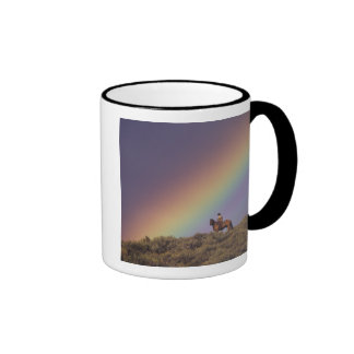 NA USA Oregon Seneca Ponderosa Ranch Mugs