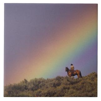 NA USA Oregon Seneca Ponderosa Ranch Tile