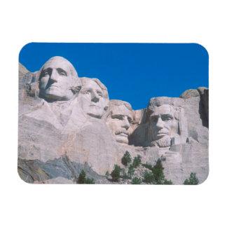 NA, USA, SD, Mount Rushmore. Magnet