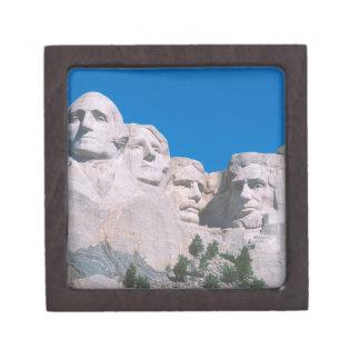 NA, USA, SD, Mount Rushmore. Premium Keepsake Boxes