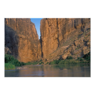 NA USA Texas Big Bend National Park Rio Photo Art